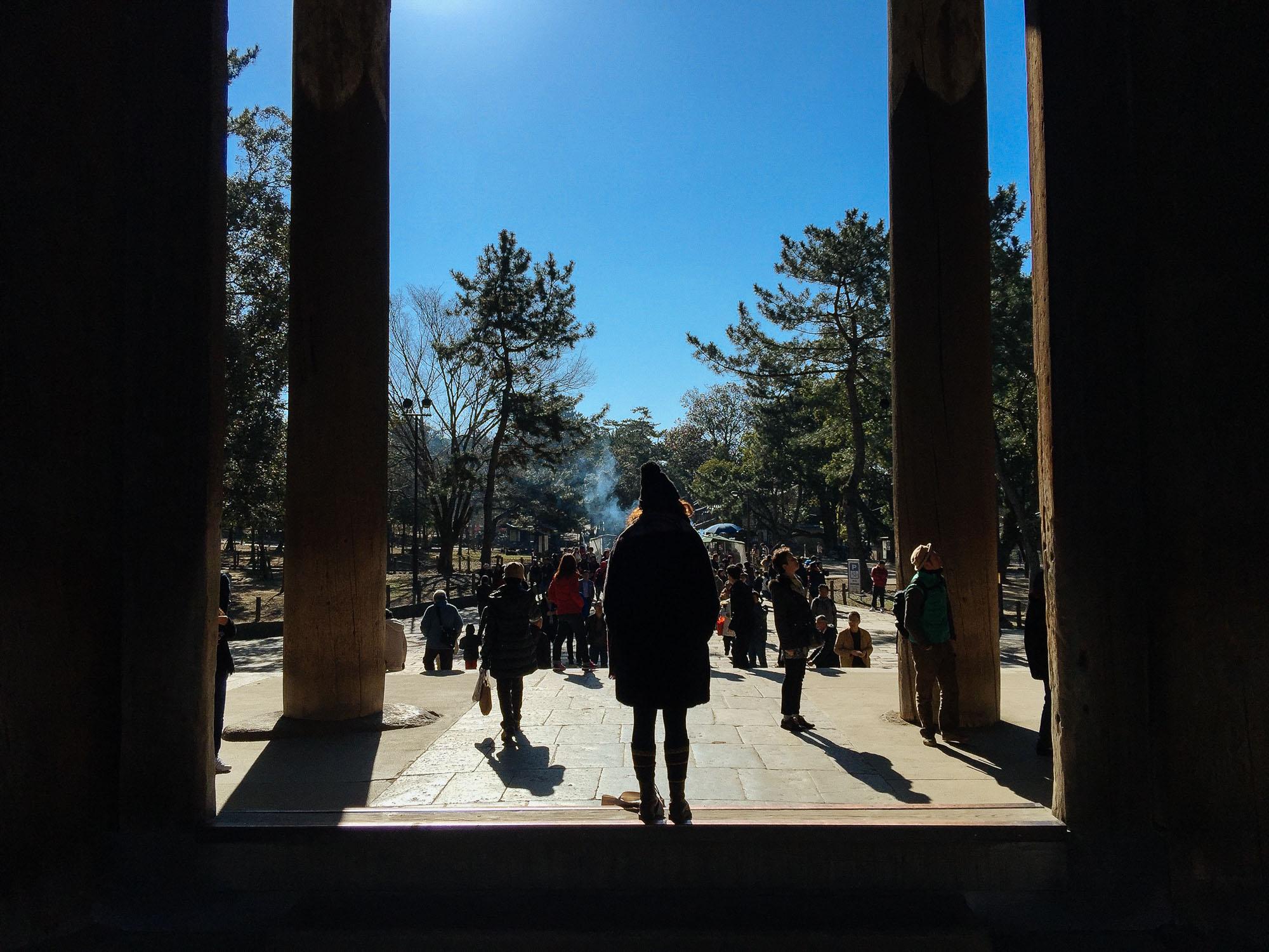 Planning a trip to Japan - Nara