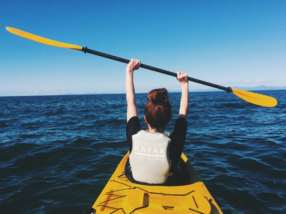 Plan a trip to New Zealand - Abel Tasman Kayaking