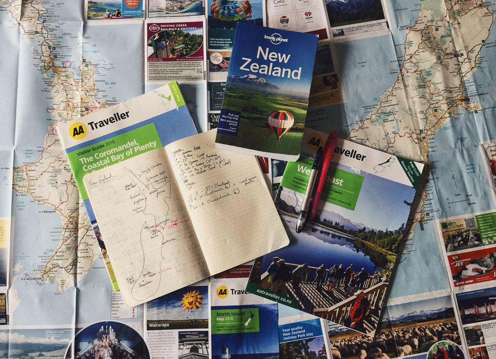 New Zealand road trip: one month itinerary