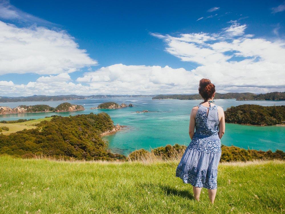 New Zealand road trip - Bay of islands