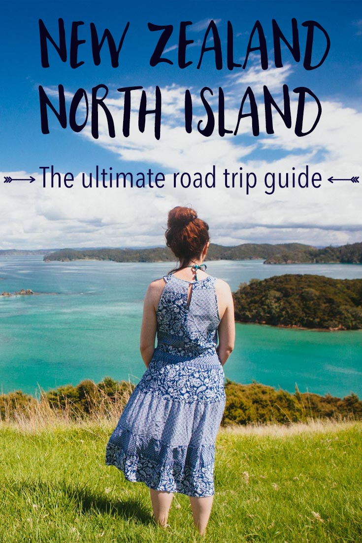 One month road trip in New Zealand's North Island: Tips, advice and costs