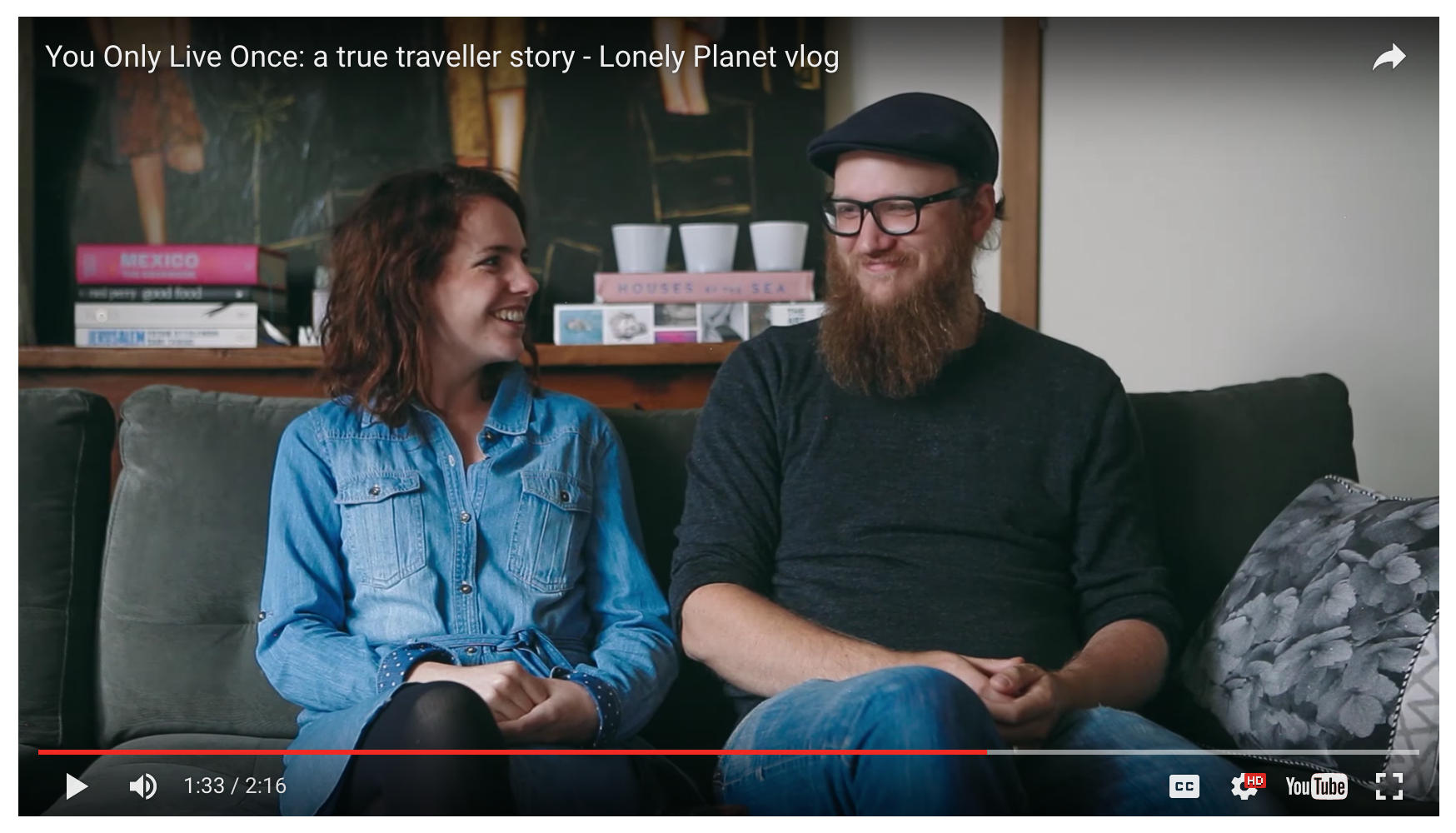 Lonely Planet video