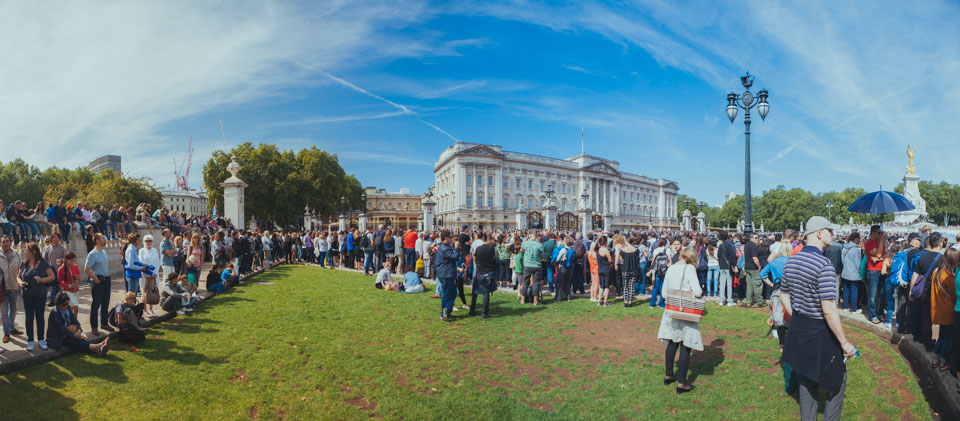 Things to of in London - Buckingham Palace