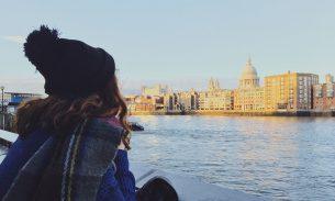 Introducing London: a walk along the South Bank
