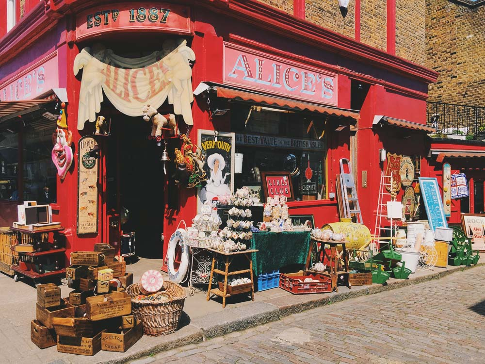 How to find the village feel in London - Portobello