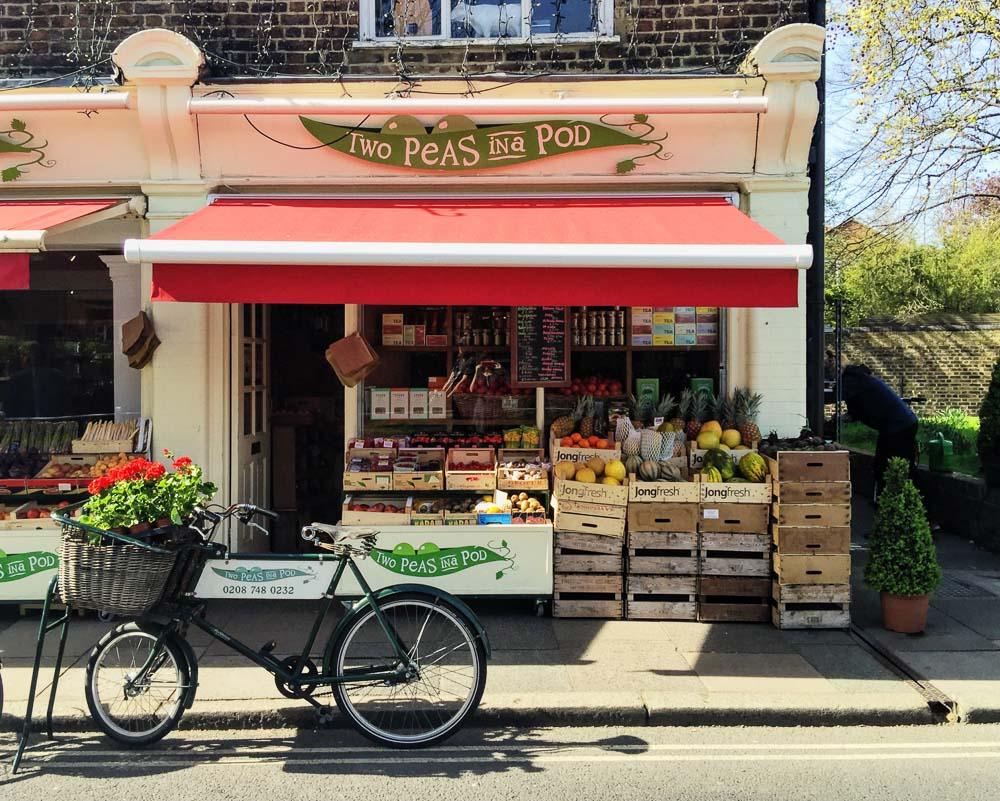 London Villages - Barnes