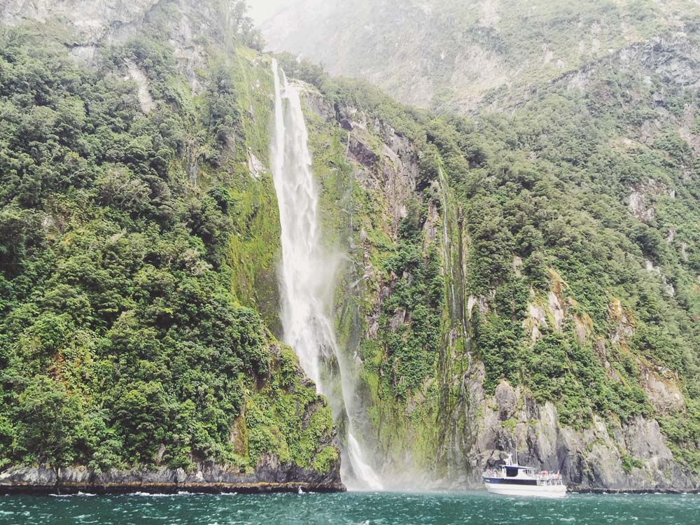 Planning a New Zealand South Island trip - Milford Sound