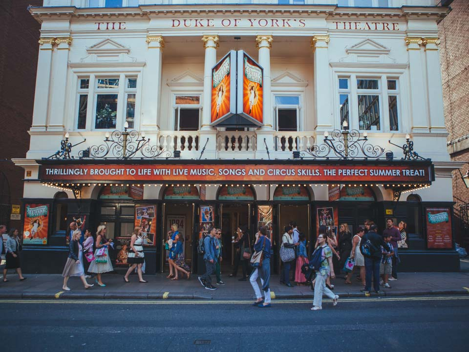 Things to do in London - West End Show