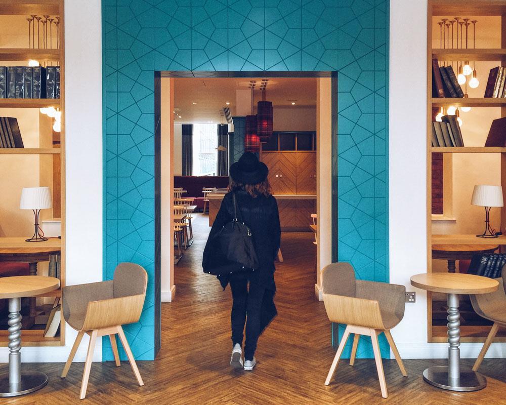 ibis hotel styles Edinburgh