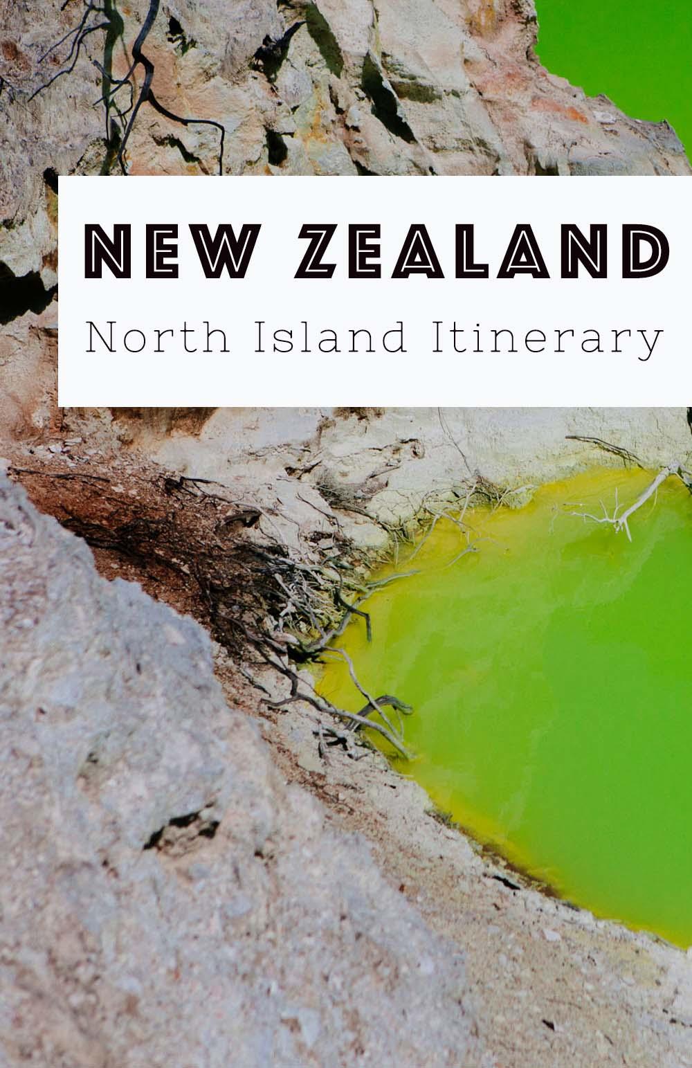 New Zealand South Island Itinerary Travel Blog