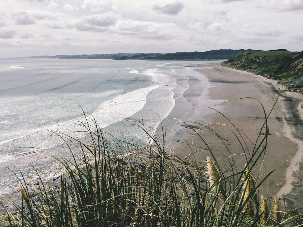 New Zealand North Island - Raglan