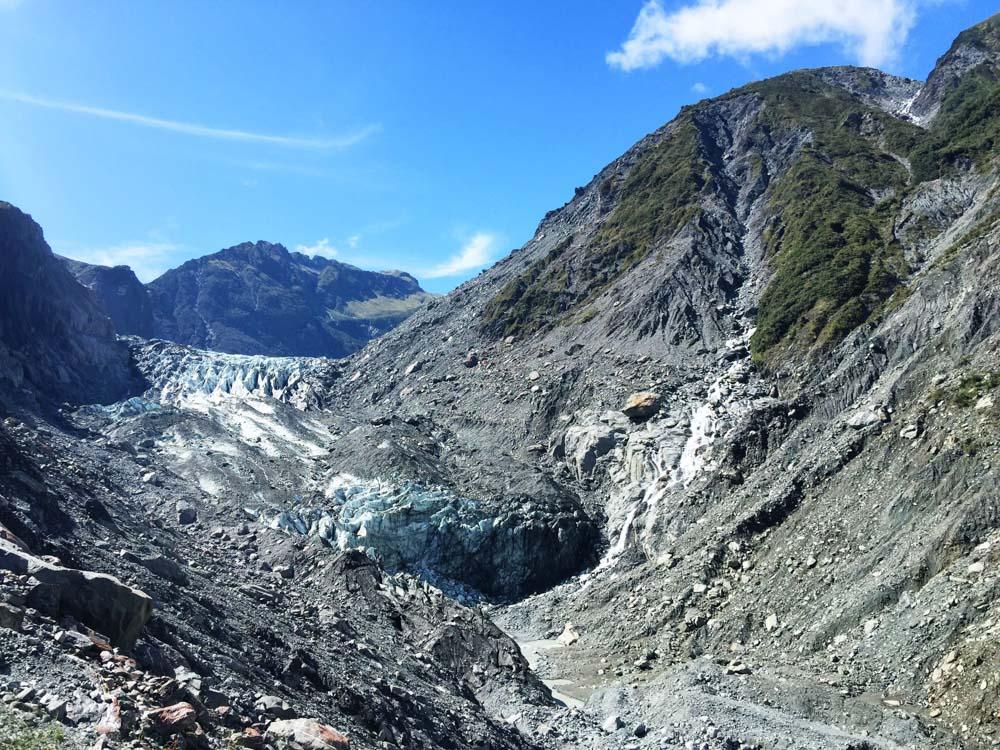 Plan a trip to New Zealand - Fox Glacier
