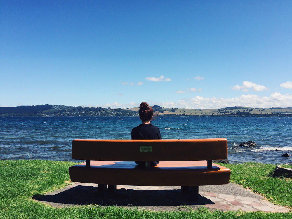 North Island itinerary - Lake Taupo