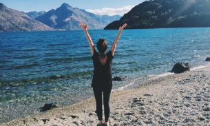 Feeling pretty #yolo – how we made it to New Zealand