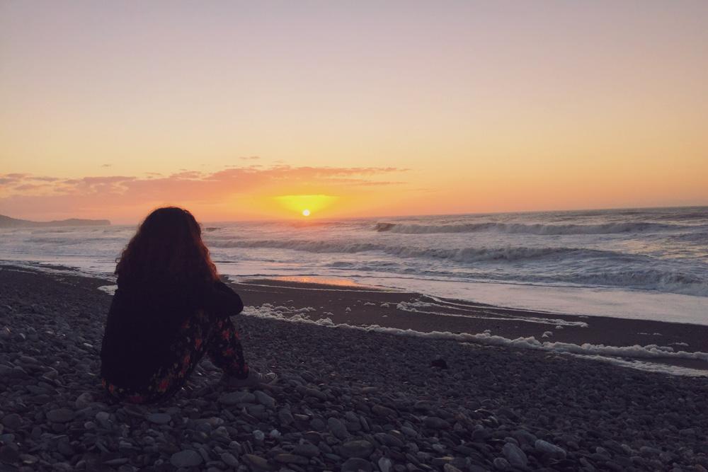 New Zealand road trip - Gillespies Beach