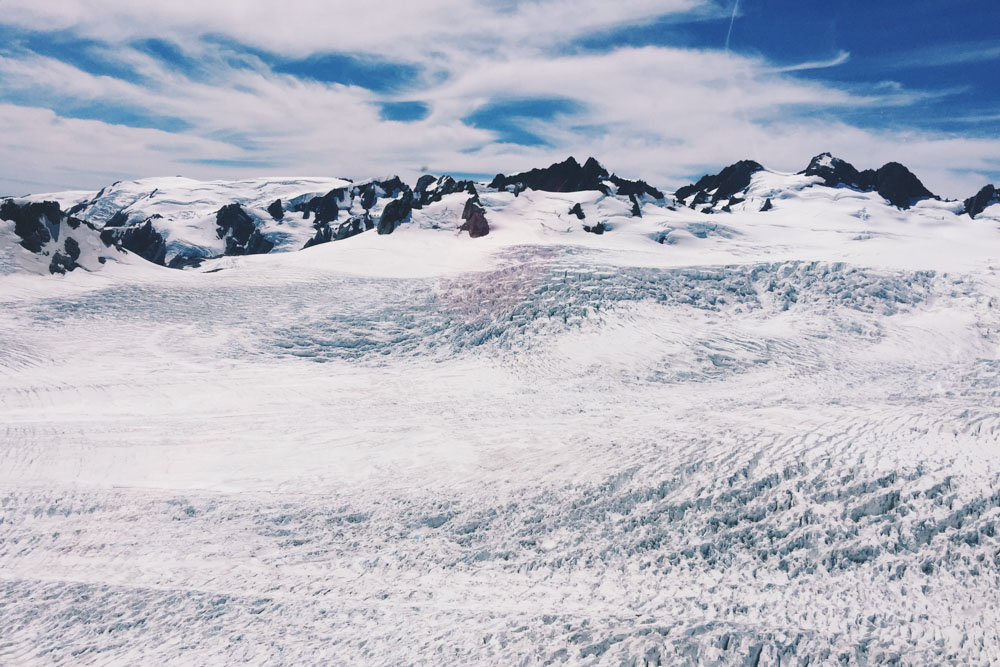 Planning a trip to NZ - Fox Glacier
