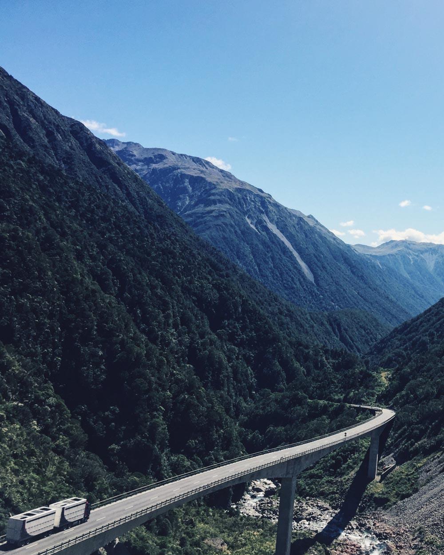 Plan a trip to New Zealand - Arthur's Pass
