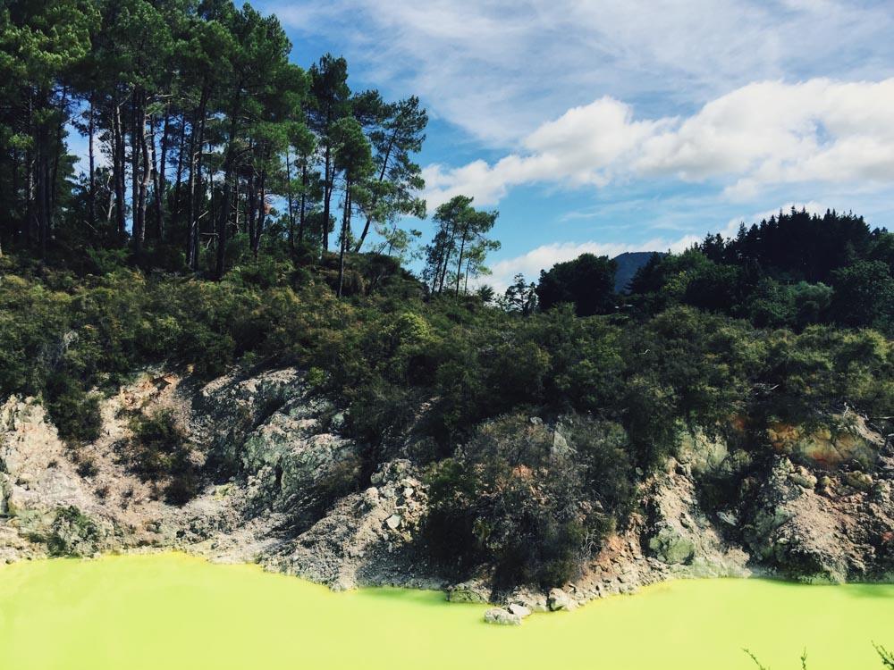 Plan a trip to New Zealand - Rotorua
