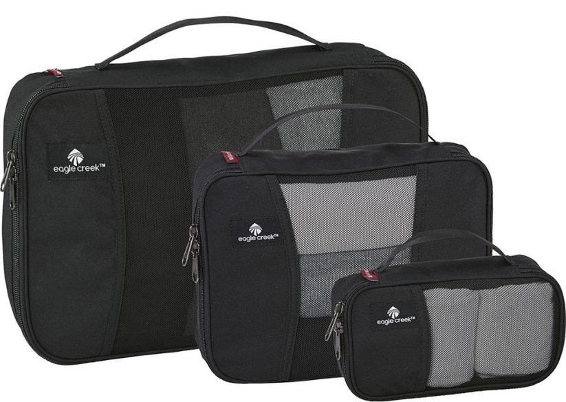 Christmas travel gift guide - eagle creek packing cubes
