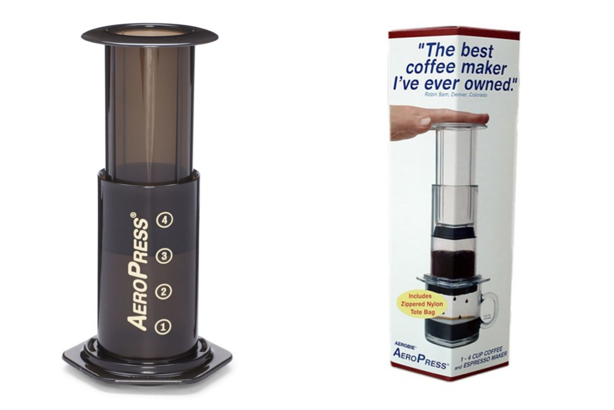 Travel gift ideas - Aeropress