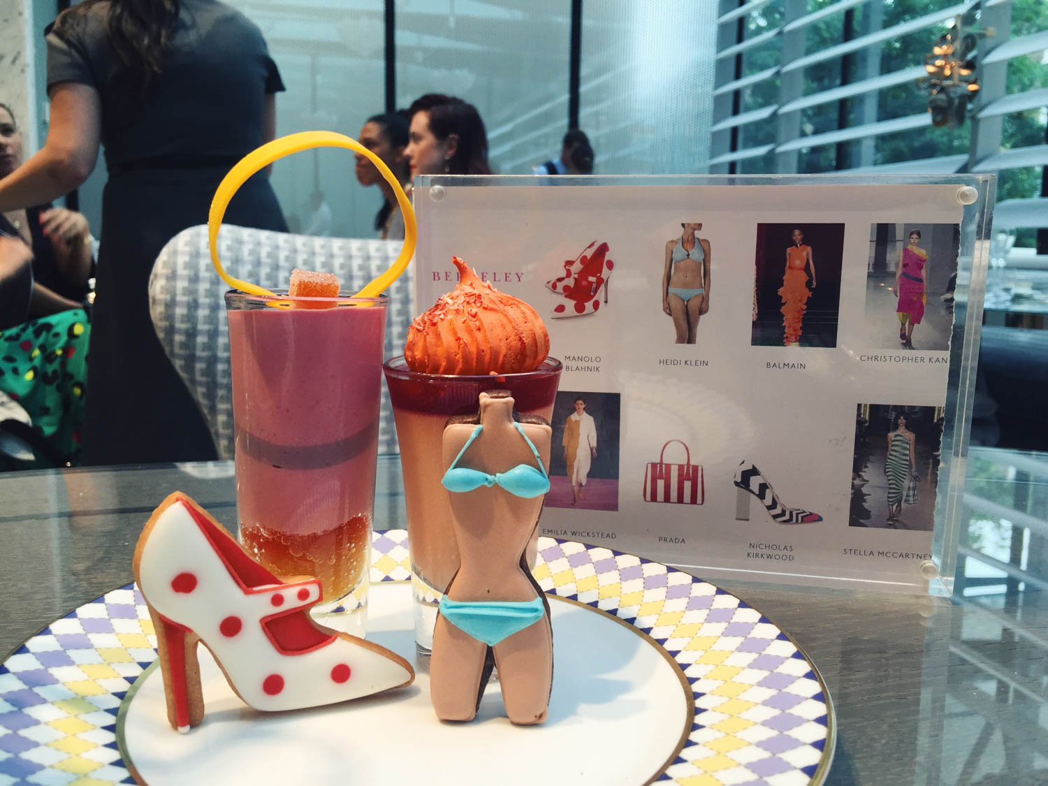 Best afternoon teas – Pret-a-Portea at The Berkeley