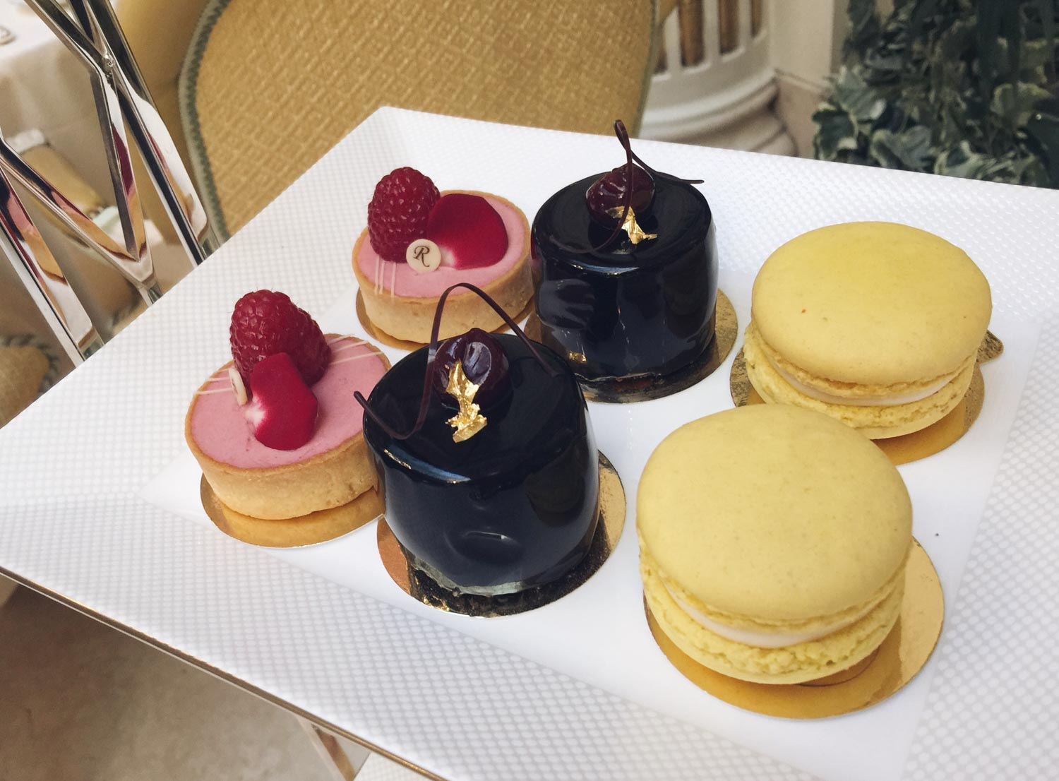 Best afternoon teas in London – The Ritz