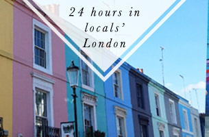 24 Hours in London as a local