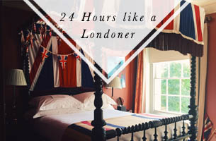 24 Hours in London as a Londoner