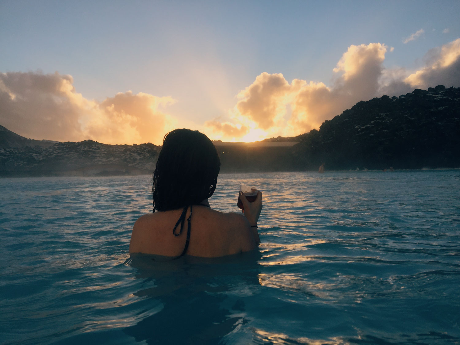 Five day Iceland itinerary - Blue Lagoon