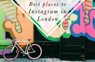 Best places to Instagram in London