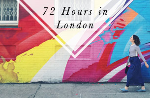 72 hours in London