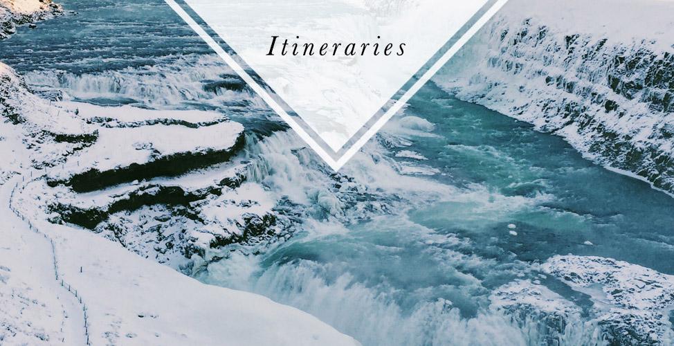 Travel itineraries