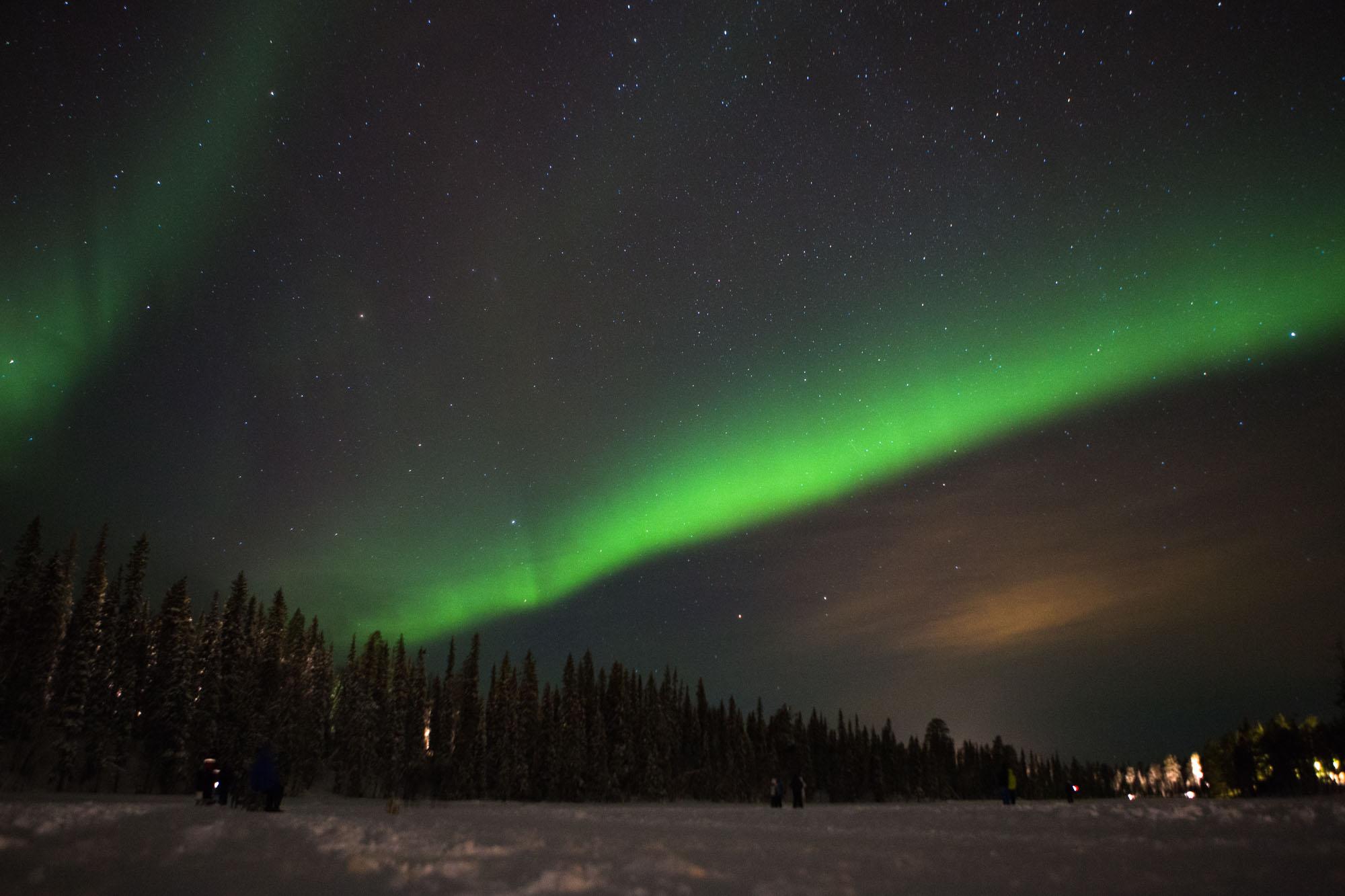 Aurora Borealis - Lapland, Finland