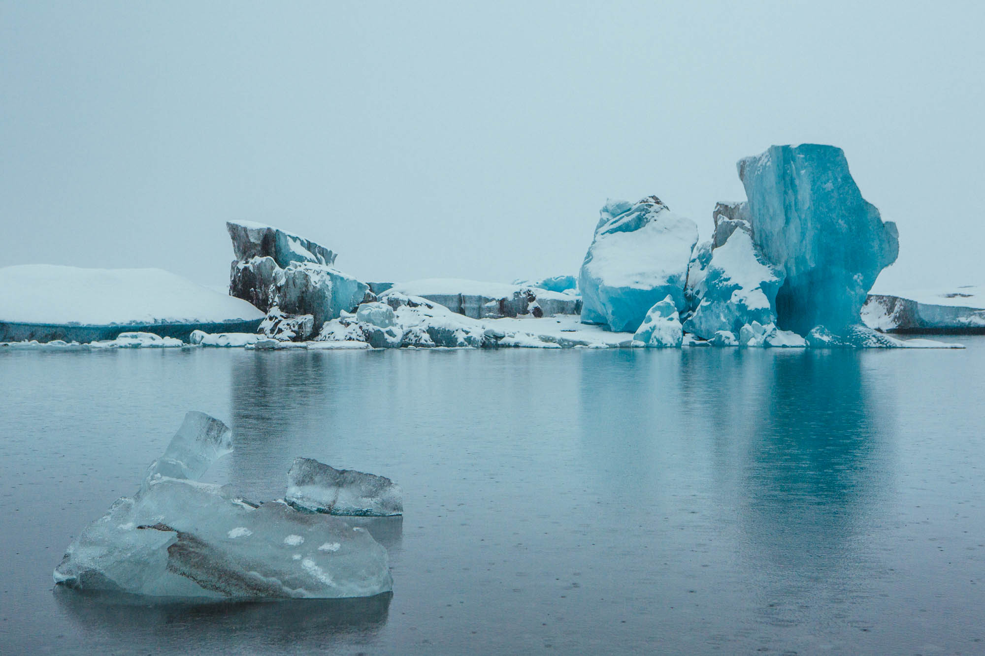 Iceland photo inspiration – Jokulsarlon glacier lagoon