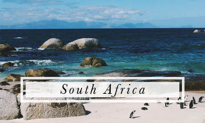 South Africa travel tips and advice