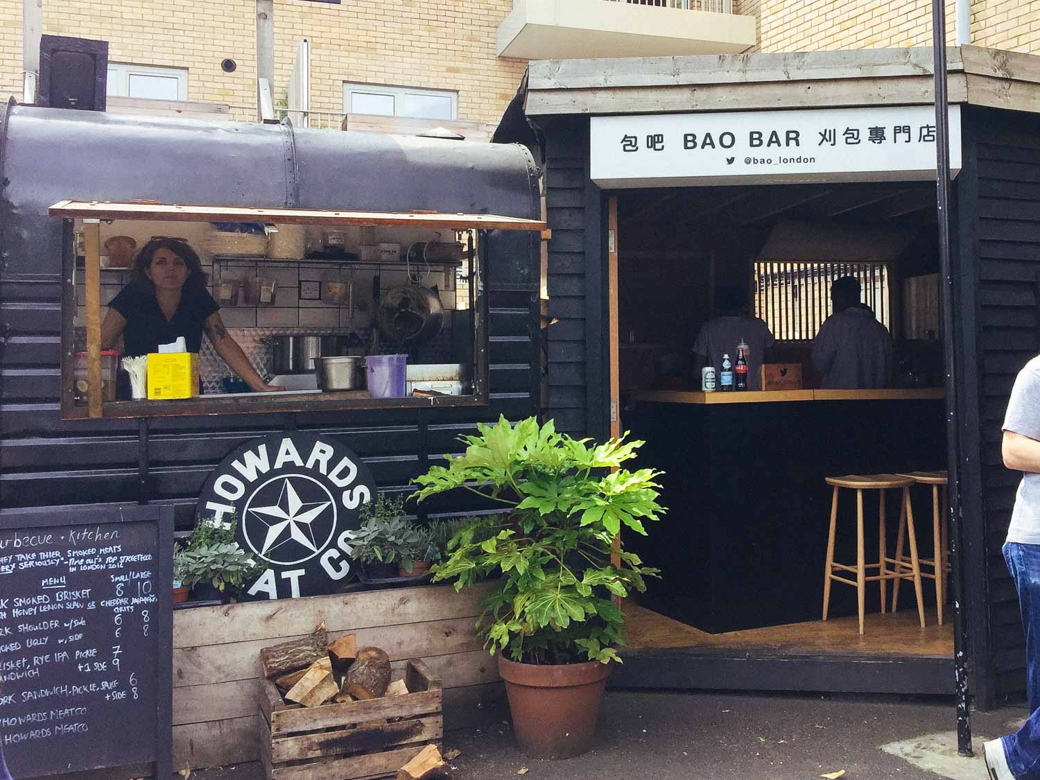 Around the world in 7 London meals – Bao