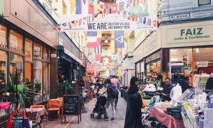 Around the world in 7 London meals – Brixton Village