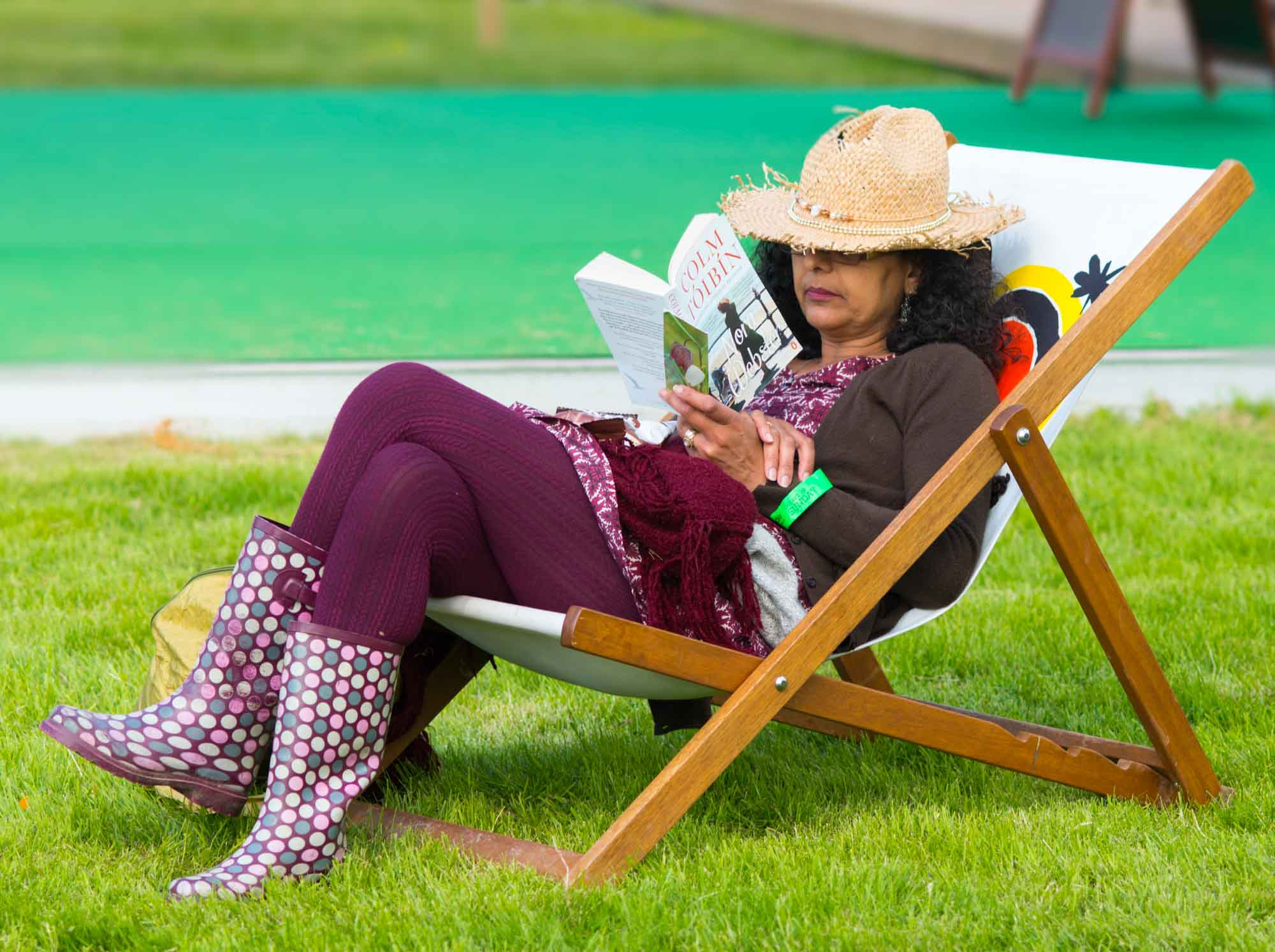 Hay Festival - Best arts festivals in the UK