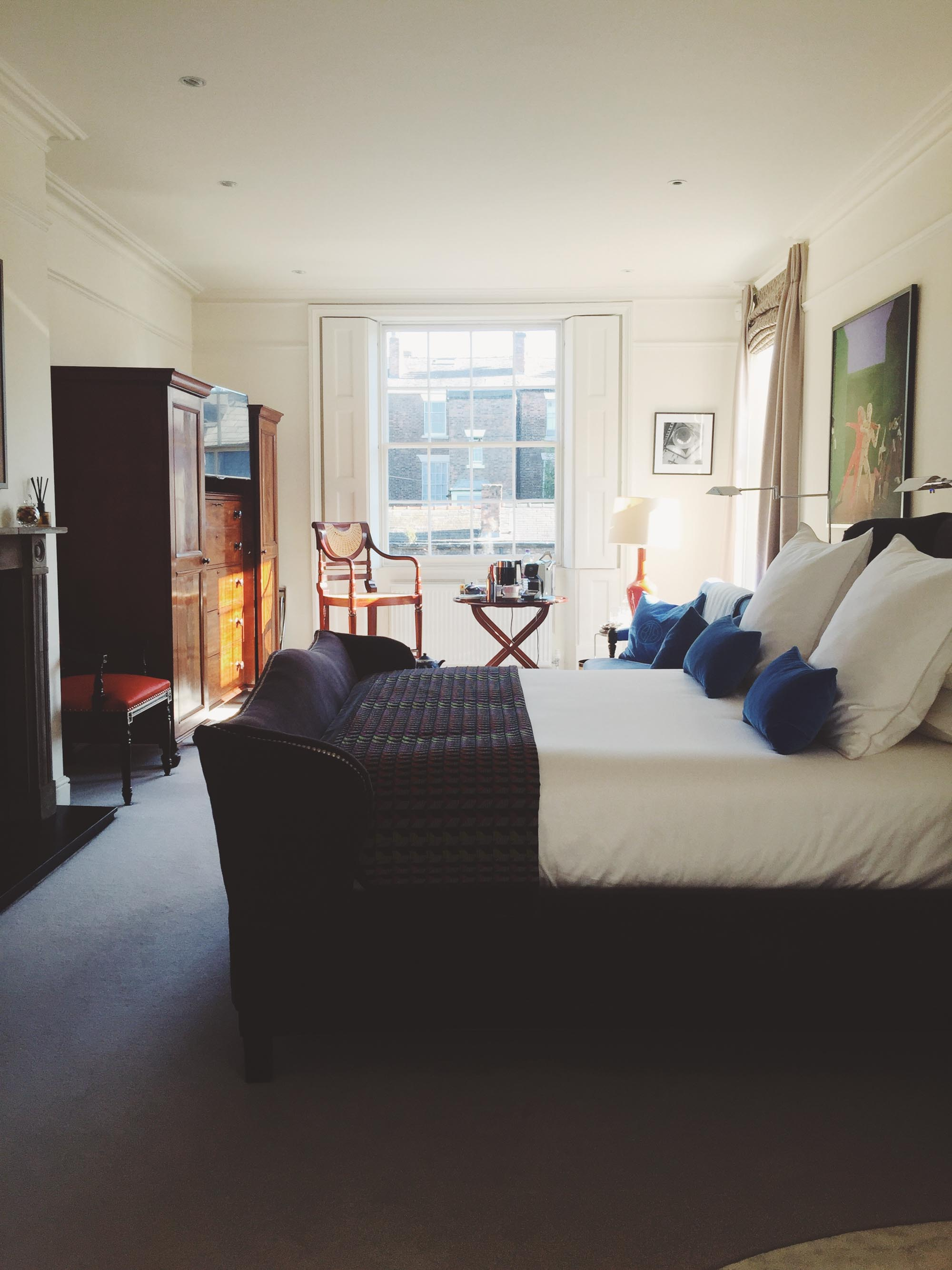 The Best Hip Boutique Hotels in Liverpool