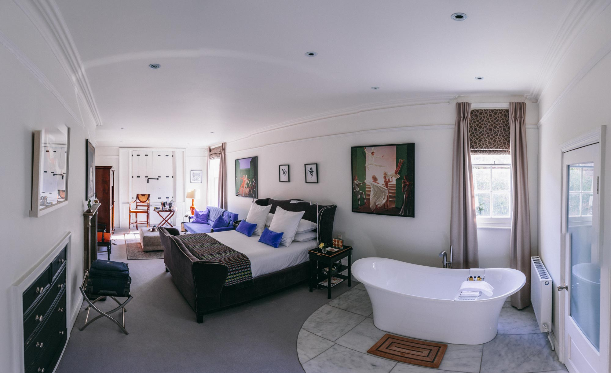 Liverpool's most stylish hotels – 2 Blackburne Terrace