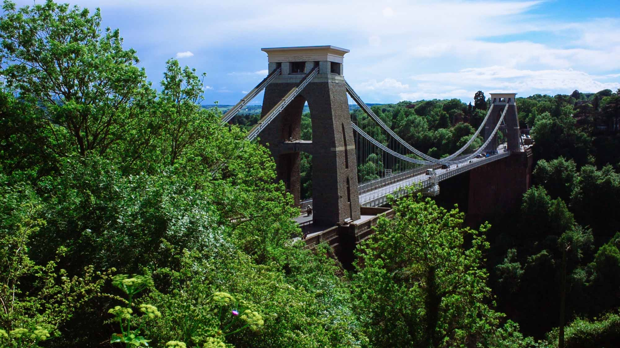 Things to do in Bristol - Clifton Suspension Bridge