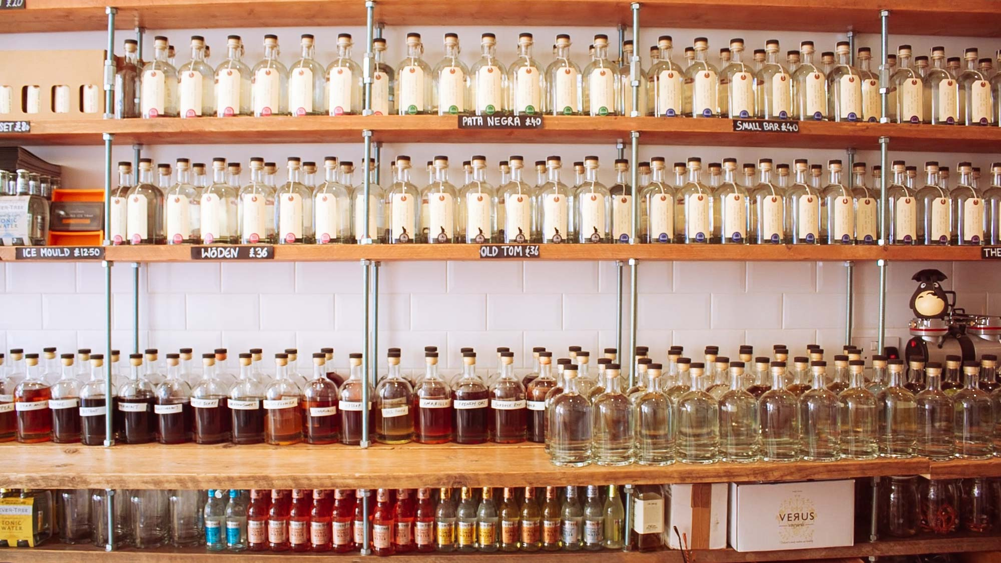 Things to do in Bristol - Psychopomp Gin Distillery