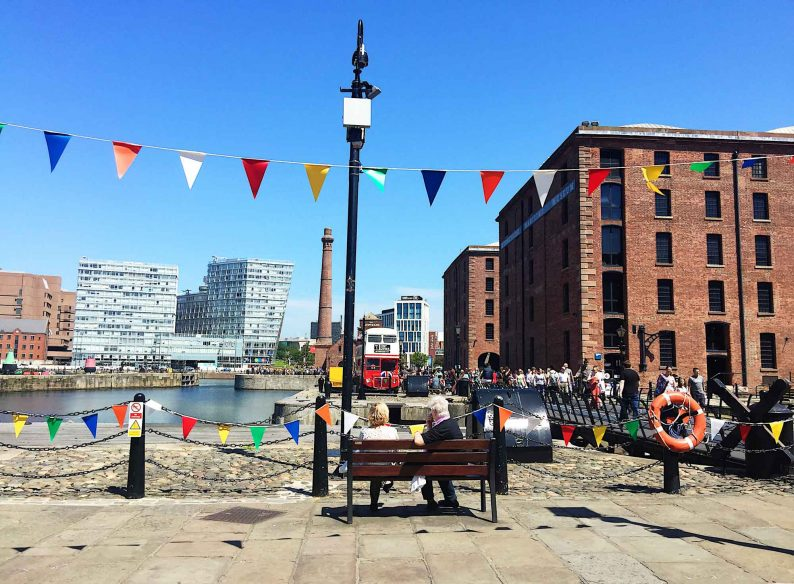 Best things to do in Liverpool - Albert Dock