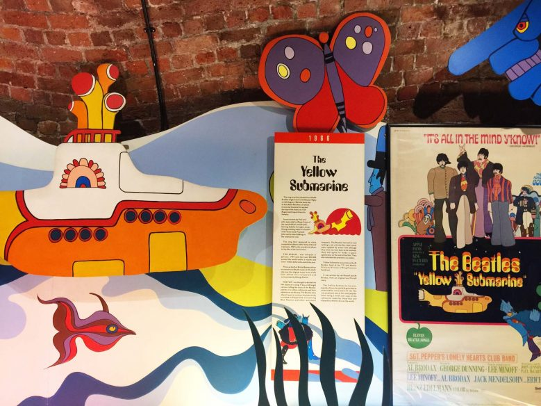 Best things to do in Liverpool - Beatles Story