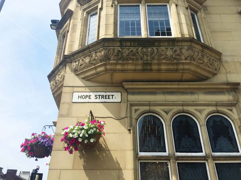 Best things to do in Liverpool - Hope Street