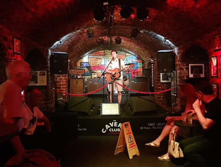 Best things to do in Liverpool - Cavern Club