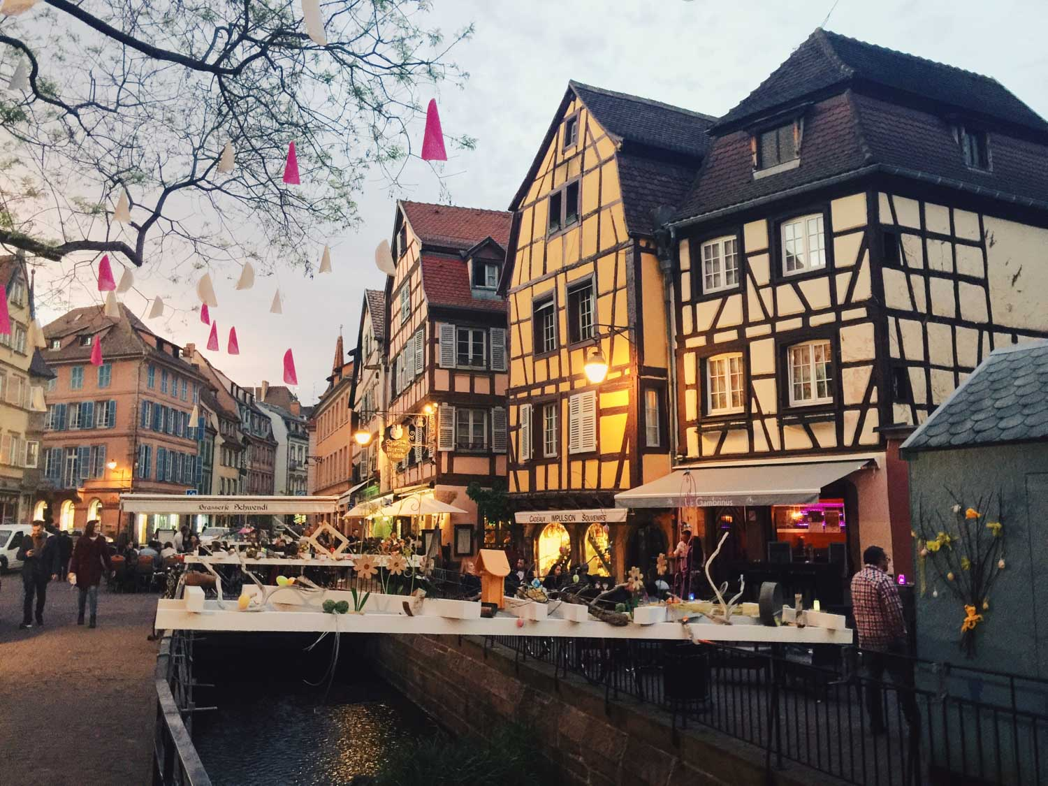 Colmar, France – Real-life fairytale village