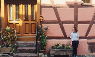 Eguisheim, France – Real-life fairytale village