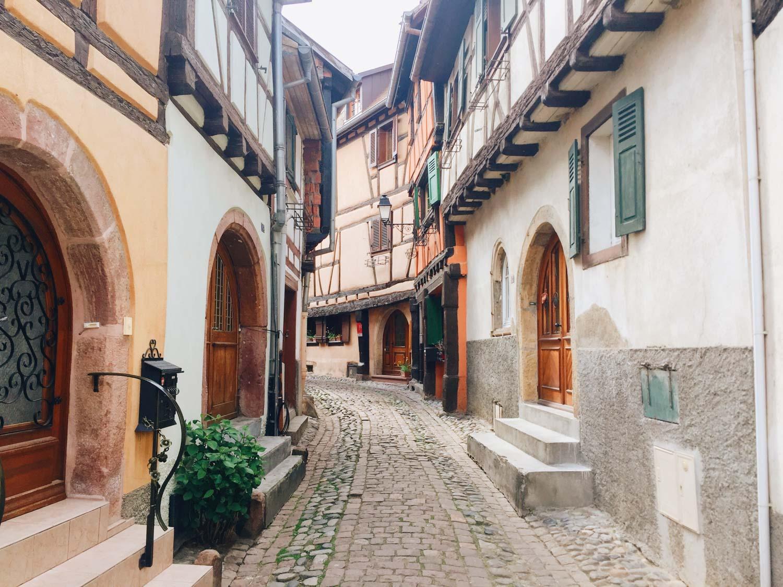 Eguisheum, Alsace