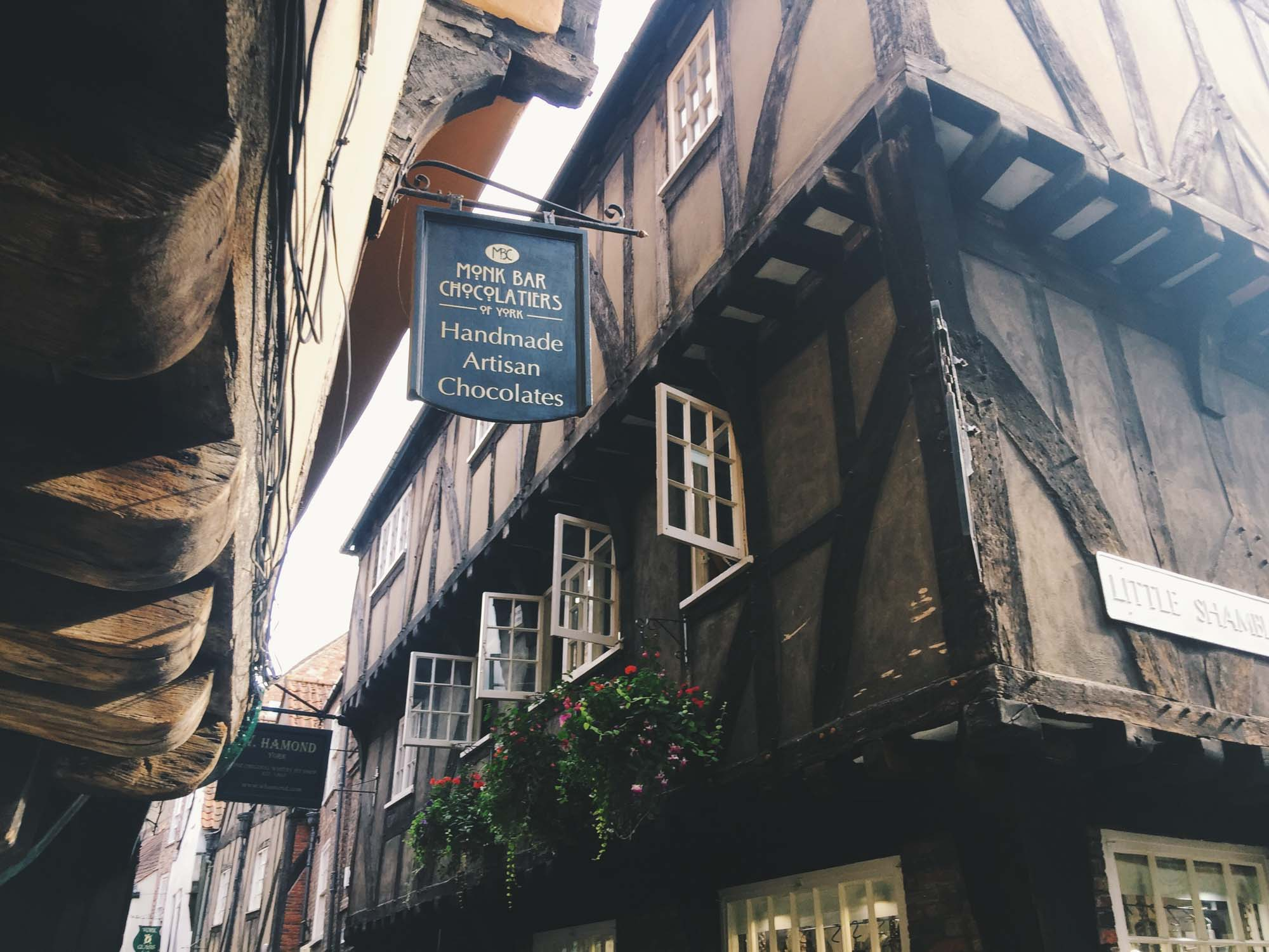 Best things to do in York - Visit the Shambles